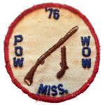 1976 Mississippi PowWow patch
