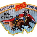 1993 Mississippi PowWow patch