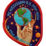 1995 Mississippi PowWow patch