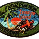 2002 Mississippi PowWow patch
