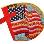 2003 Mississippi PowWow patch