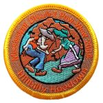 2004 Mississippi PowWow patch