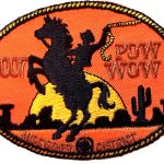2007 Mississippi Royal Rangers powwow patch