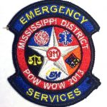 2013 Mississippi District PowWow patch