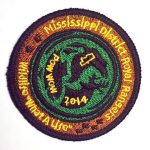 2014 Mississippi District PowWow patch