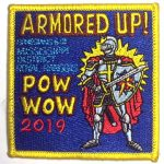 2019 Mississippi District PowWow Patch